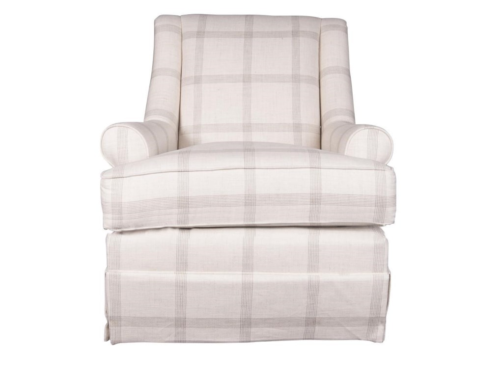 Main & Madison Frieda Swivel Glider Chair | Morris Home | Glider Rockers