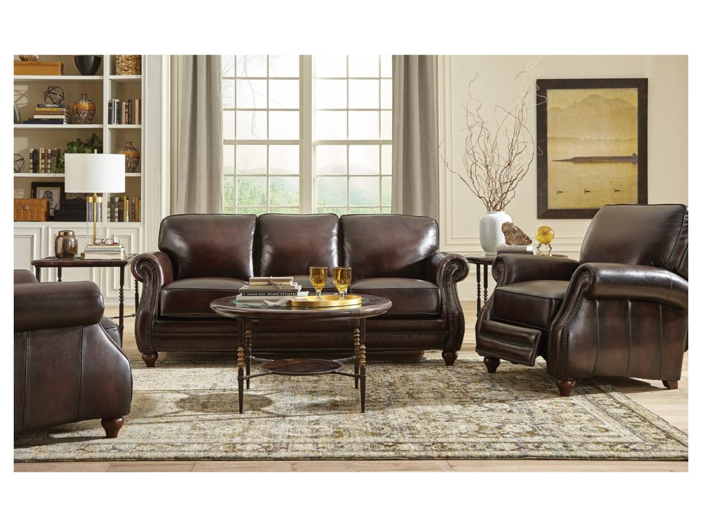 Craftmaster L121550Stationary Living Room Group