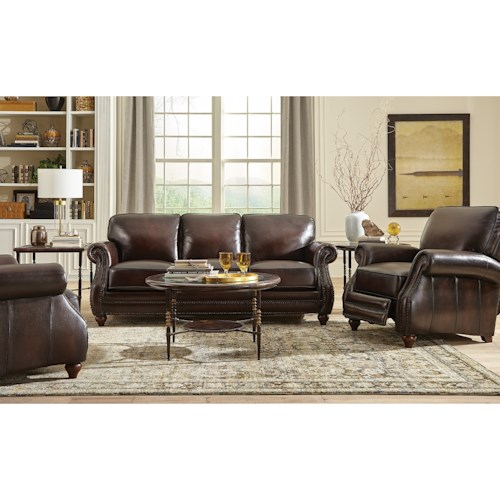 Craftmaster L121550 Stationary Living Room Group