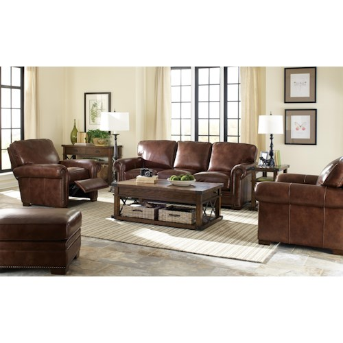 Craftmaster L154350      Living Room Group