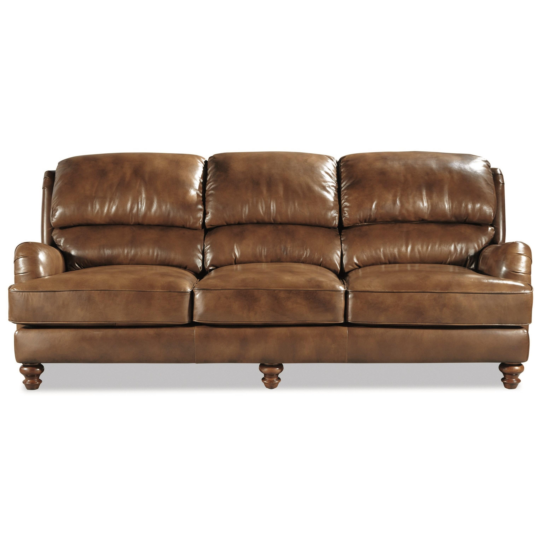 Craftmaster L162250Craftmaster Leather Sofa ...