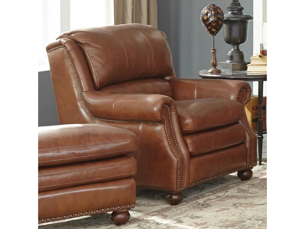 Craftmaster L164650Leather Chair