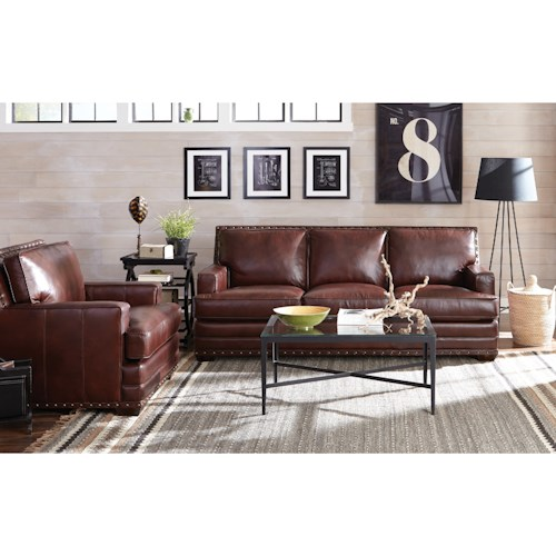 Craftmaster L165250 Transitional Living Room Group