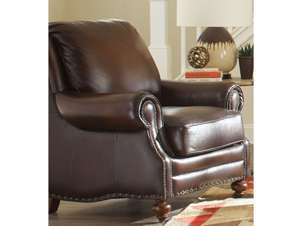 Craftmaster L171250Craftmaster Leather Chair