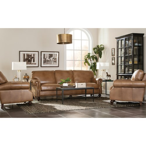 Craftmaster L171450 Craftmaster Traditional Living Room Group