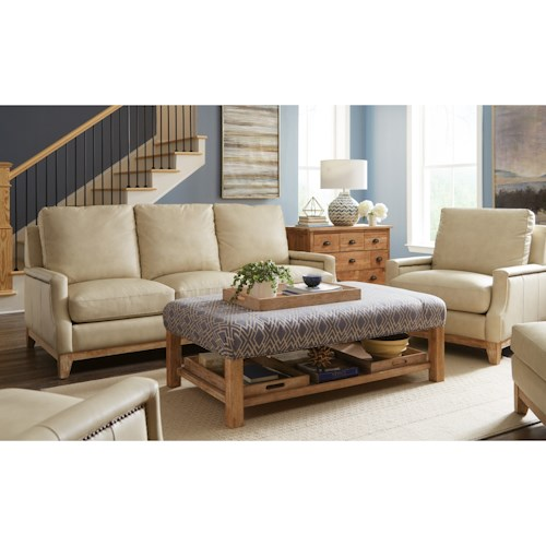 Craftmaster L172550 Transitional Stationary Living Room Group