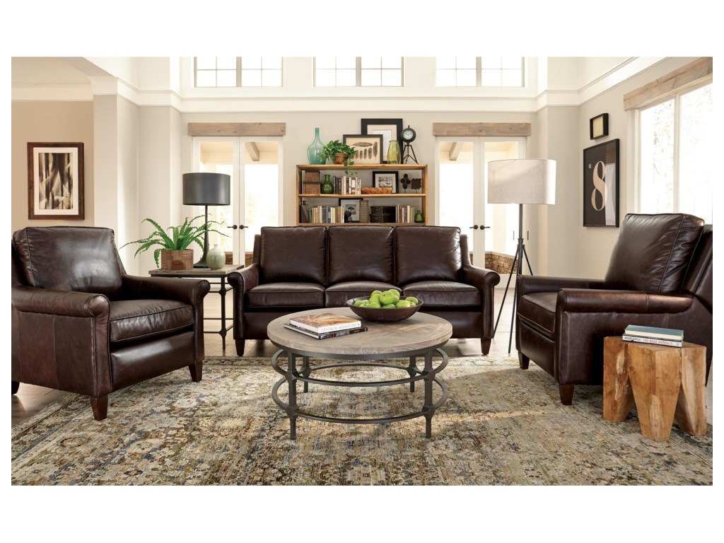 Craftmaster L174850Stationary Living Room Group