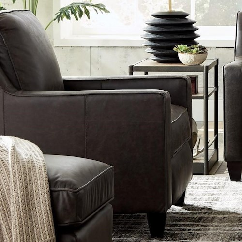 Craftmaster L181150 Contemporary Leather Chair