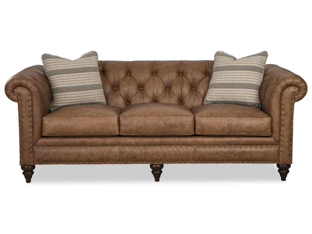 Craftmaster L74315088 Inch Sofa w/ Pillows