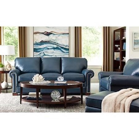 Sensational Craftmaster Leather Sofas In Fayetteville Nc Bullard Alphanode Cool Chair Designs And Ideas Alphanodeonline