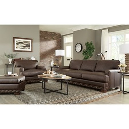 Wondrous Craftmaster Leather Sofas In Fayetteville Nc Bullard Alphanode Cool Chair Designs And Ideas Alphanodeonline