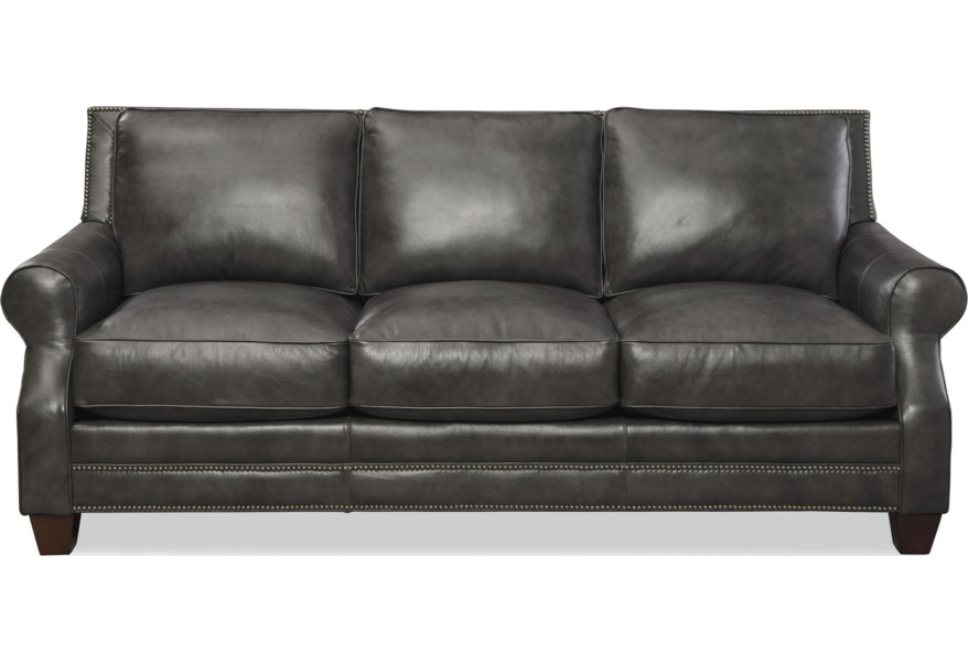 Craftmaster L793550bd Leather Sofa