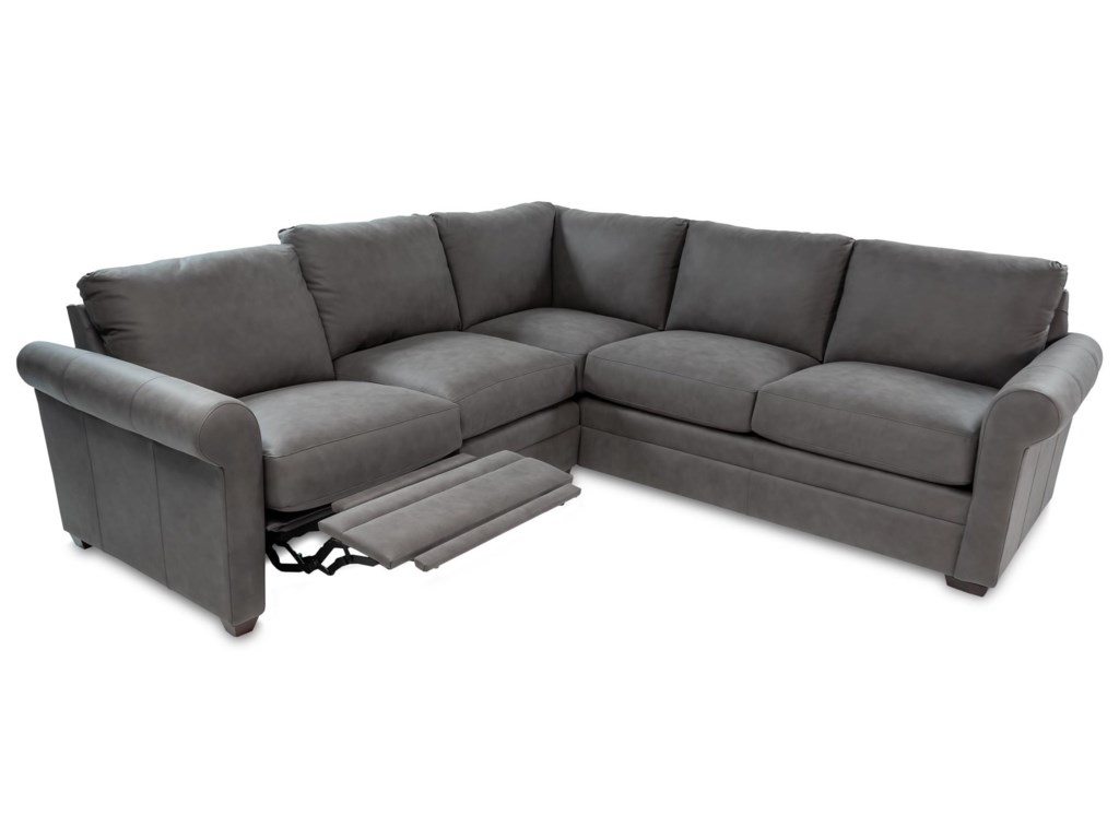 Cozy Life L9 Custom - Design Options2PC Power Reclining Leather Sectional