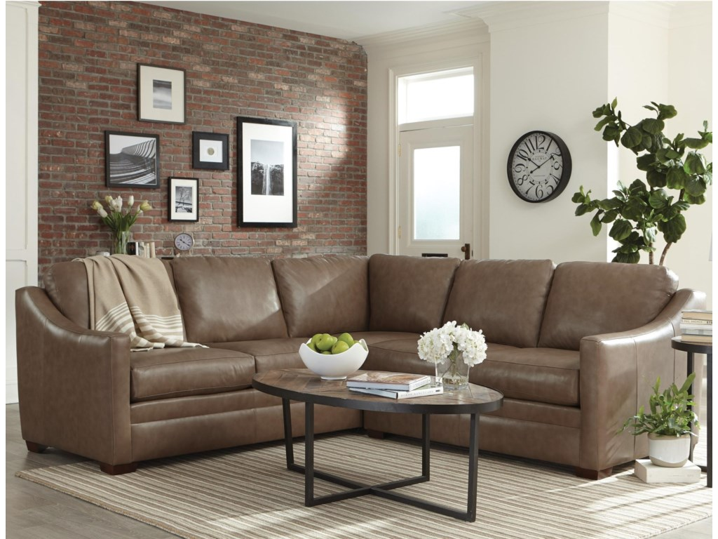 Craftmaster L9 Custom - Design Options2 Pc Sectional Sofa