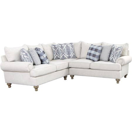 Craftmaster Sectional Sofas In Orland