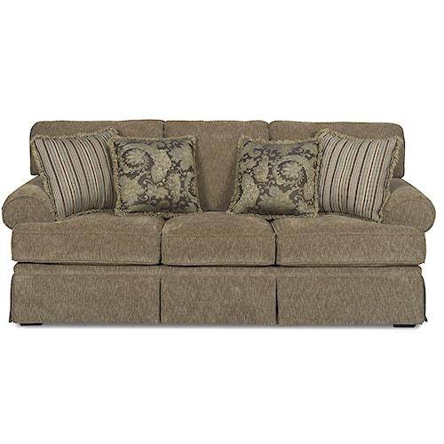 Craftmaster 4670 Traditional Sofa Sleeper