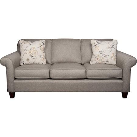 Sarah Revolution Fabric Sofa