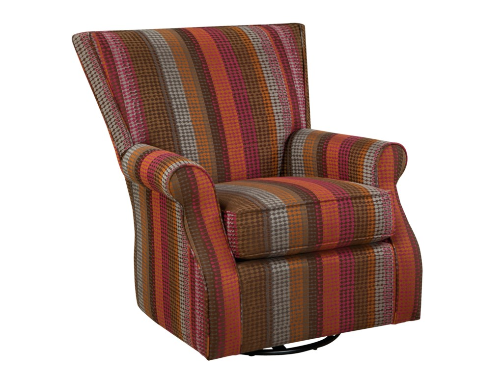 Hickory Craft Swivel ChairsSwivel Glider Chair