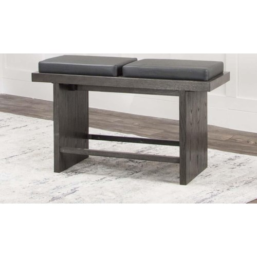 Cramco, Inc 25078 Pub bench