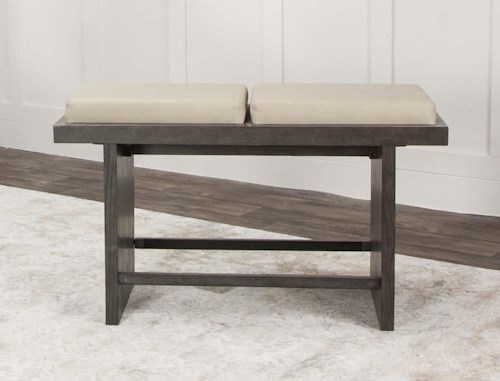 Cramco, Inc 25078 Taupe bench