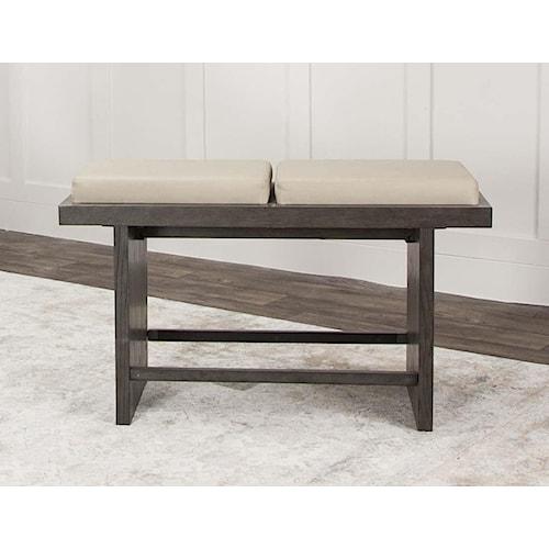 Cramco, Inc 25078 Taupe bench