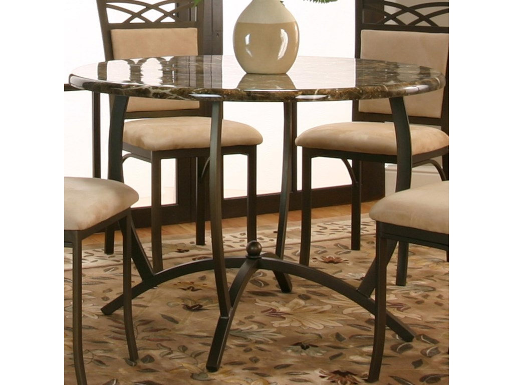 Cramco, Inc Atlas Round Dining Table