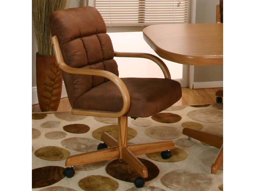 Cramco, Inc Cramco Motion - AtwoodCocoa Microsuede Chair