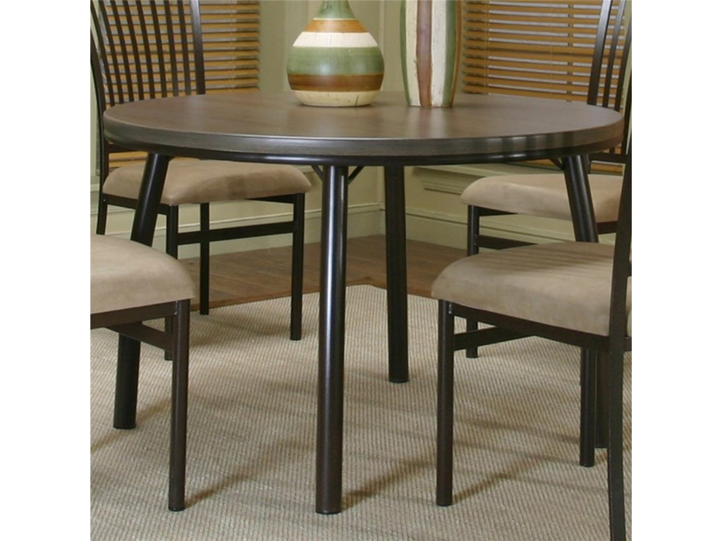 Cramco, Inc Cramco Dinettes - BellevueRound Dining Table