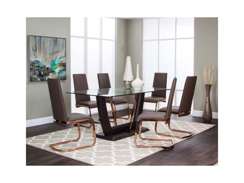 Cramco, Inc BentleyDining Table