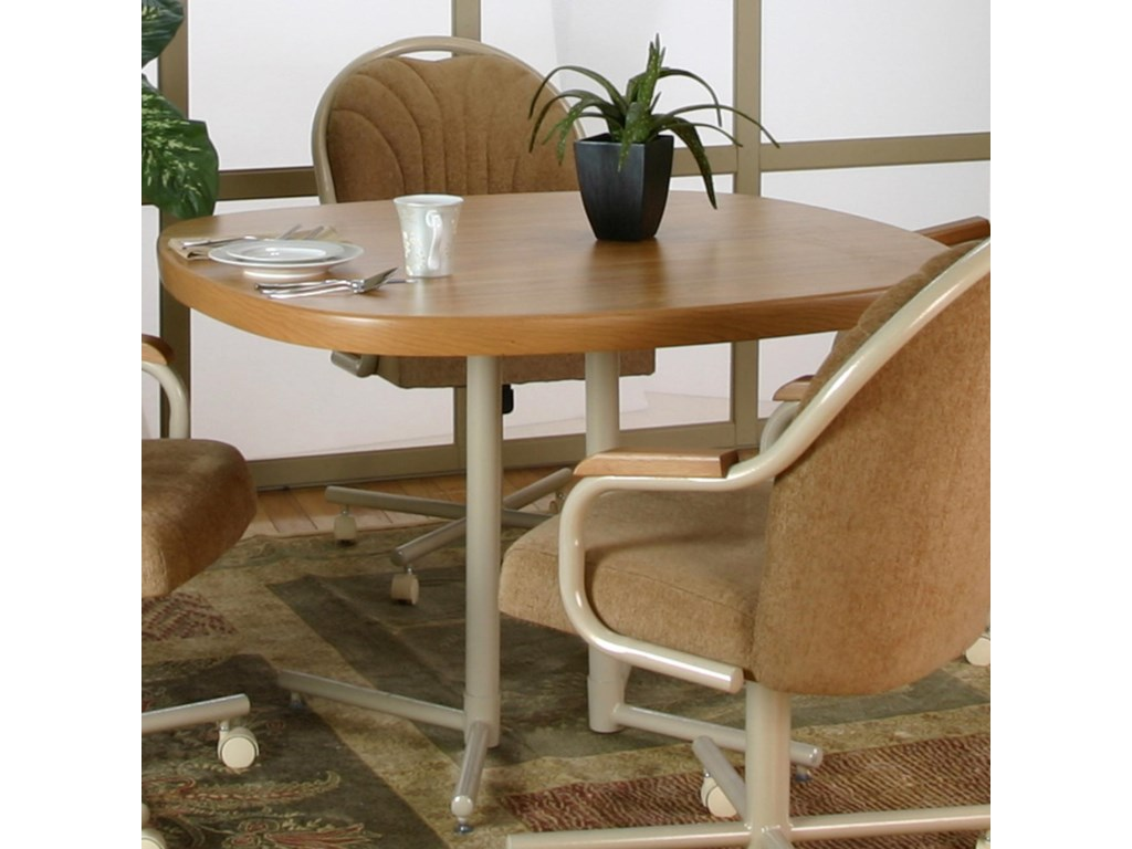 Cramco Inc Blair Square Dining Table W Laminate Top