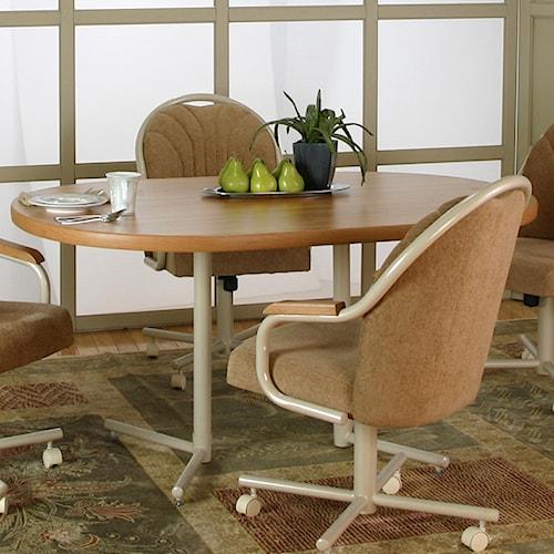 Cramco, Inc Blair Dining Table w/ Laminate Top