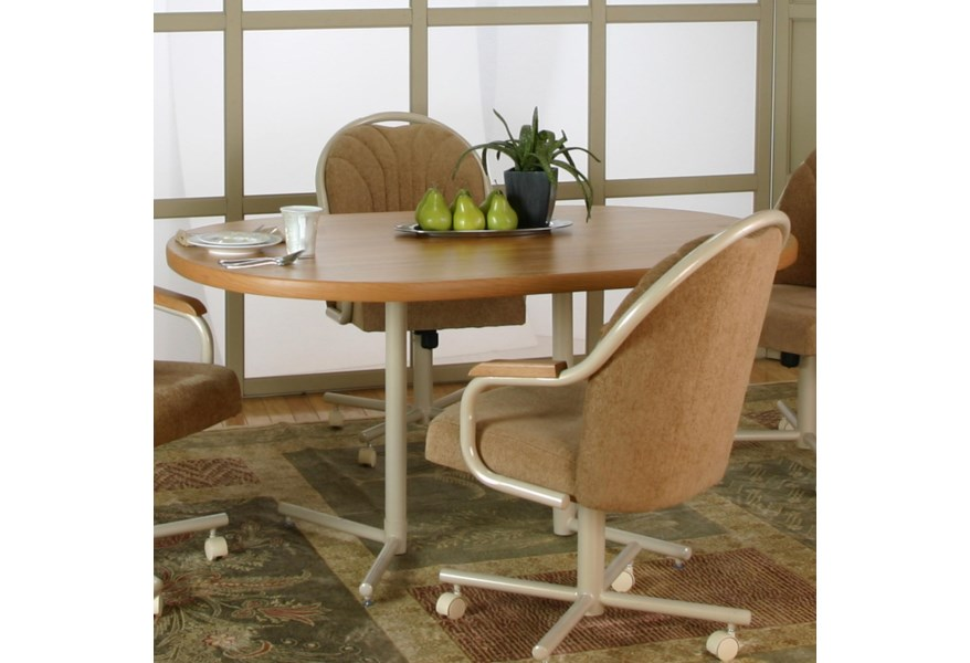 Cramco Inc Blair Dining Table W Laminate Top Value City Furniture Kitchen Table