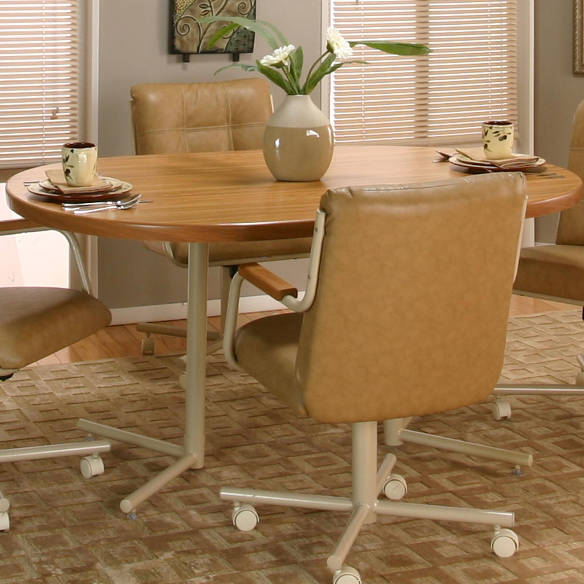Awesome Cramco, Inc Cramco Motion   Carter Rectangular Casual Dinner Table