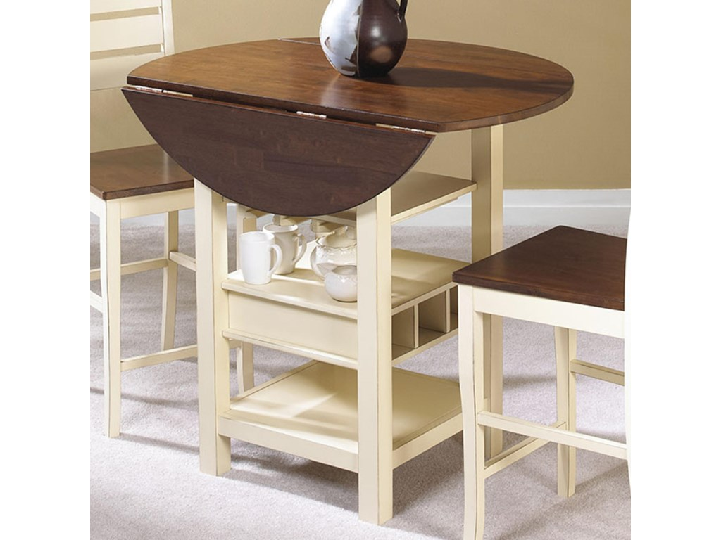 Cramco, Inc CascadeDrop Leaf Counter Height Table