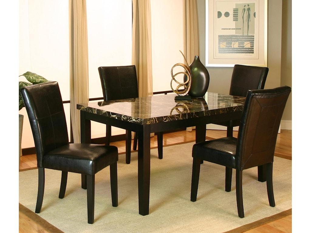 Cramco, Inc Chatham5 Piece Dining Set