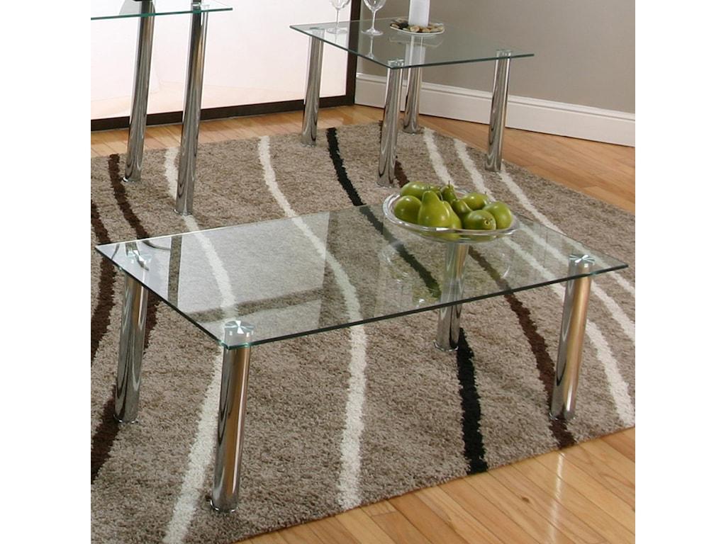Cramco, Inc Contemporary Design - NapoliCocktail Table