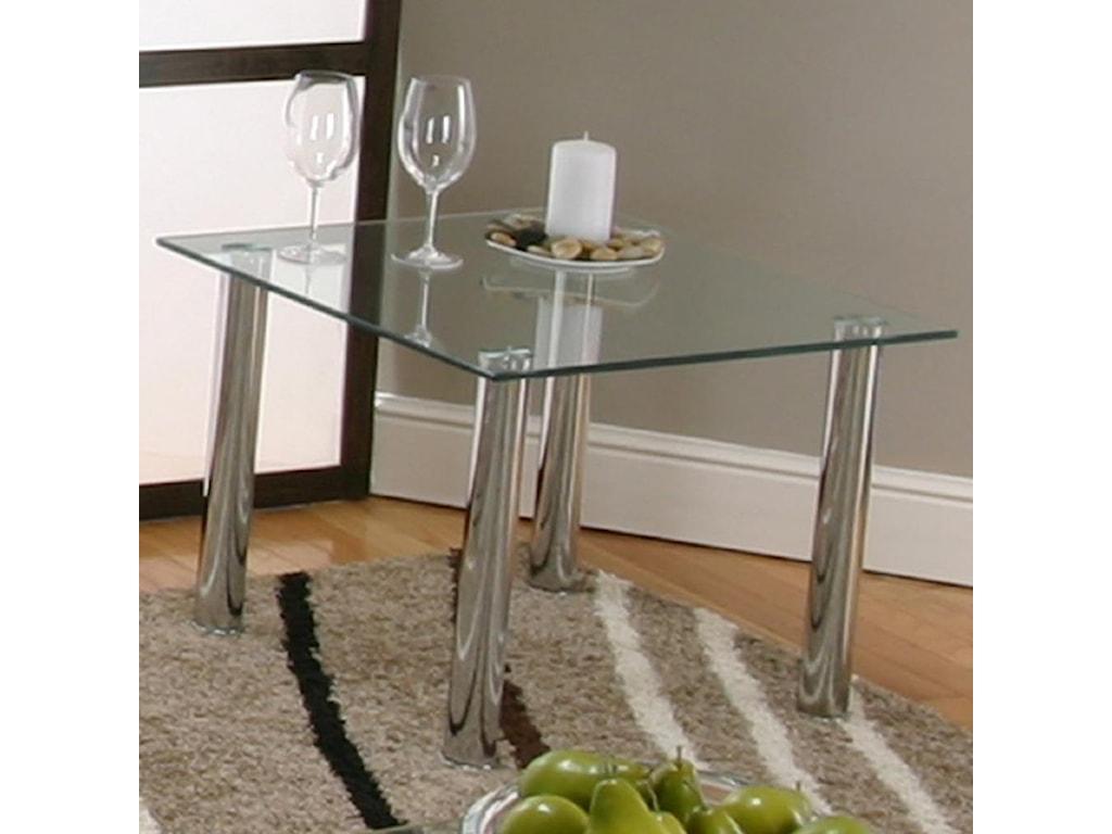 Cramco, Inc Contemporary Design - NapoliEnd Table