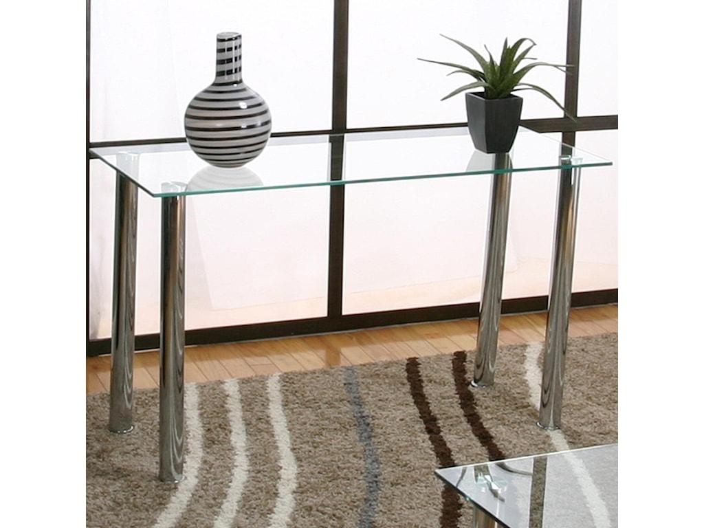 Cramco, Inc Contemporary Design - NapoliSofa Table
