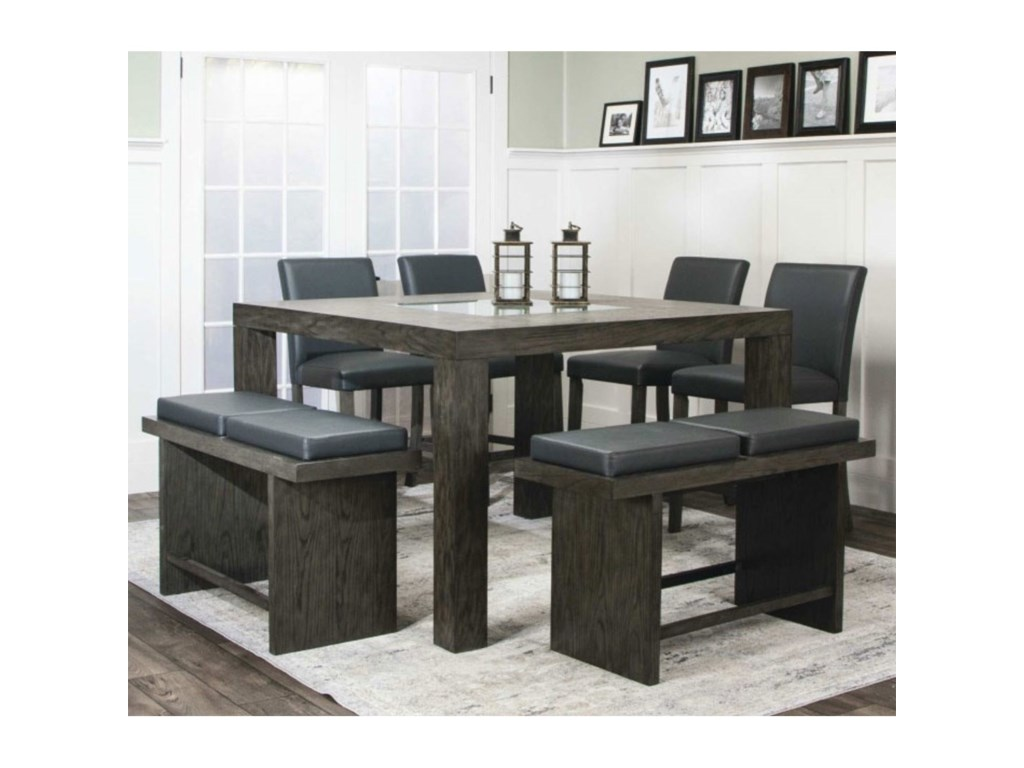 Cramco, Inc CougarTable and Chair Set