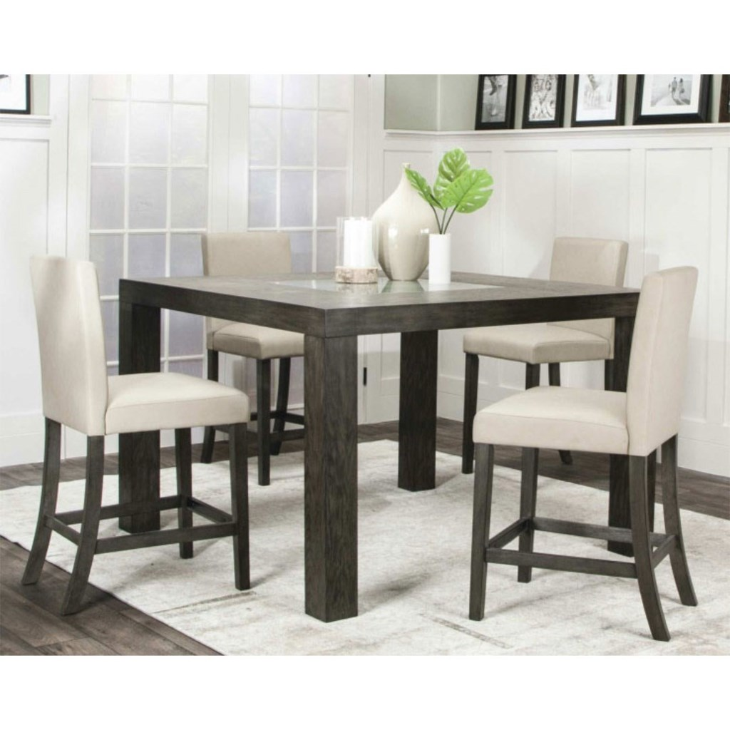 Cramco Inc Cougar Table Chair And Dining Bench Set Sheelys