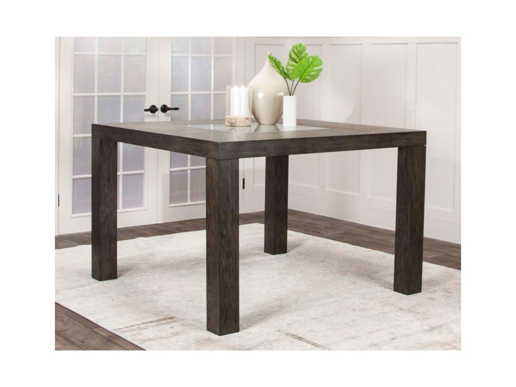 Cramco, Inc CougarSquare Counter Height Dining Table