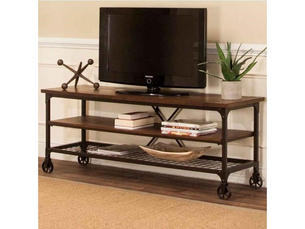 Cramco, Inc CraftIndustrial TV Stand