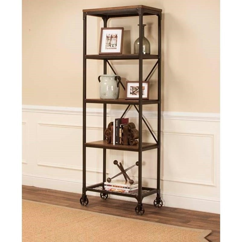 Craft Tall Back Bookcase