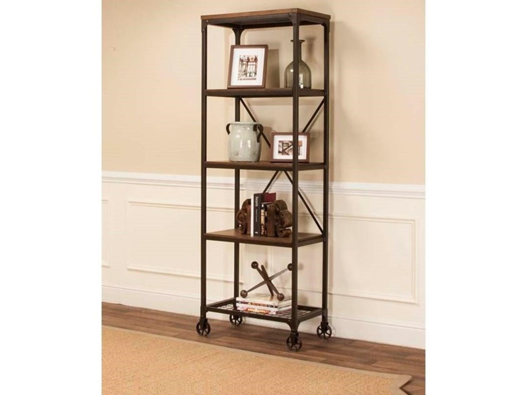 Cramco, Inc CraftTall Back Bookcase