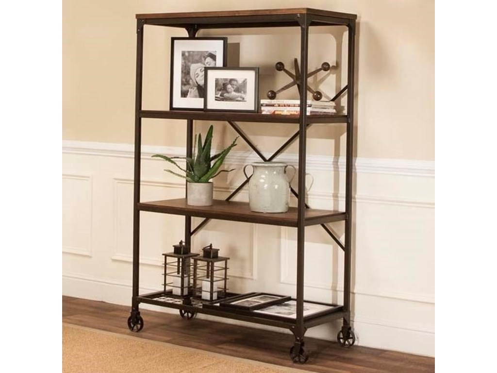 Cramco, Inc CraftWide Back Bookcase