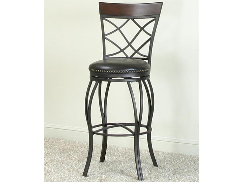 Cramco dining bar stool w swivel seat by cramco inc