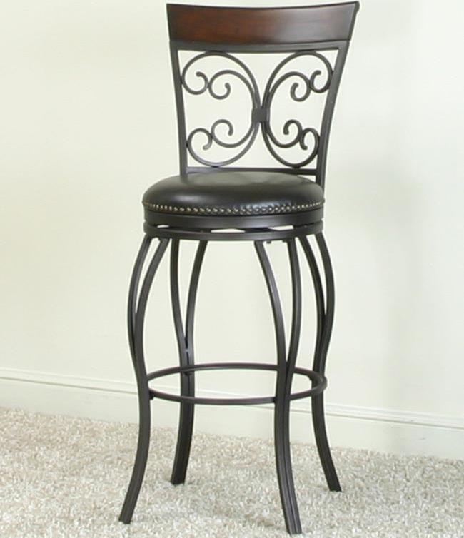 Cramco Inc Monza 30 Bar Stool W Swivel Seat Royal Furniture