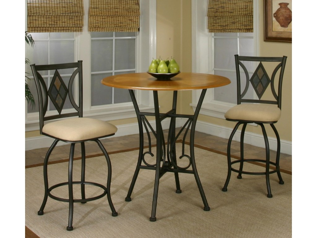 Cramco, Inc Cramco Trading Company - DartThree Piece Dining Set