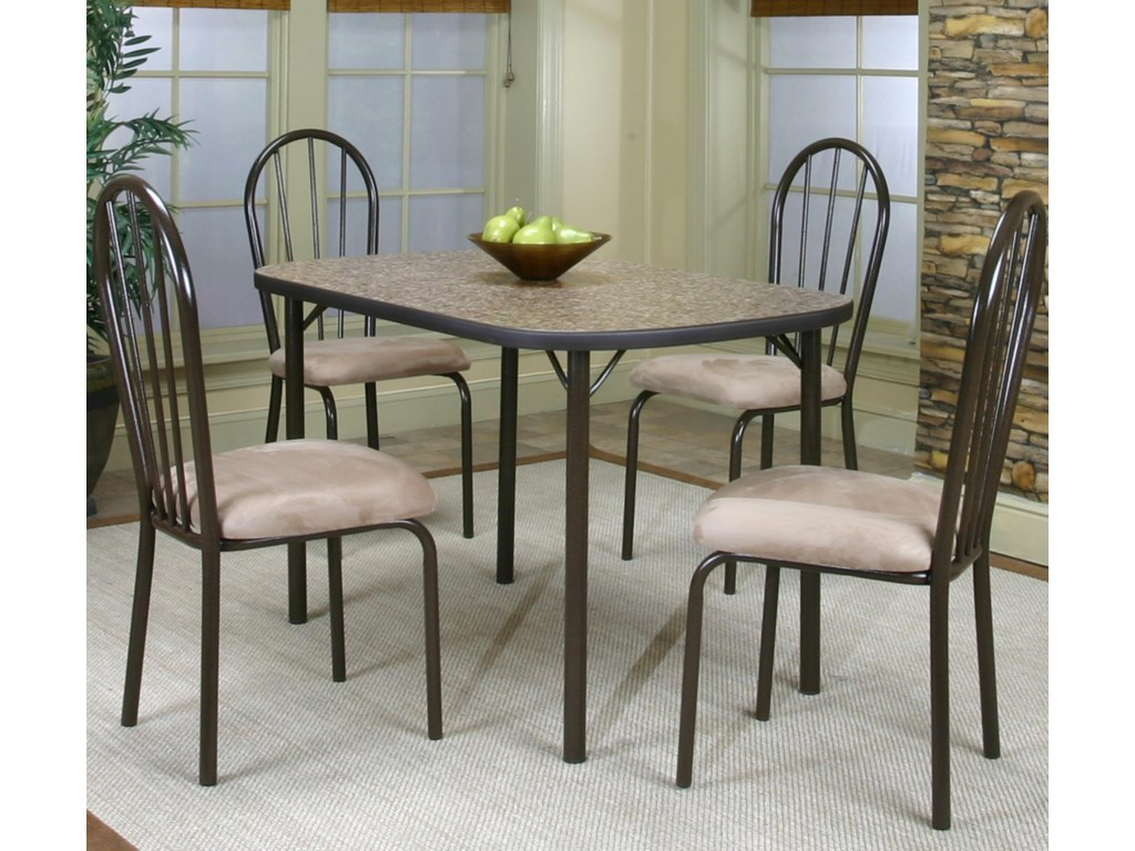 Shown with Granite Laminate Table