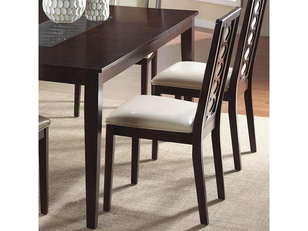 Cramco, Inc JasmynSide Chair  (RTA)